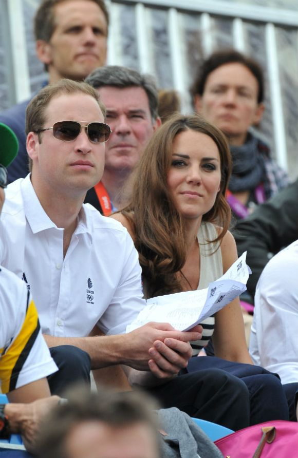 Prince William and Duchess of Cambridge  (Splash)