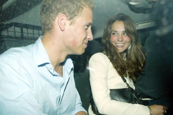 Prince William and Kate Middleton (2006)