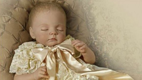 Prince George doll for sale from ashtondrake.com