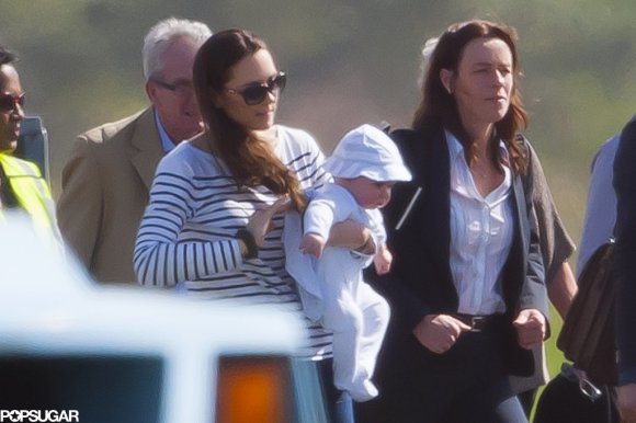 Pictures-Prince-George-His-First-Vacation-2