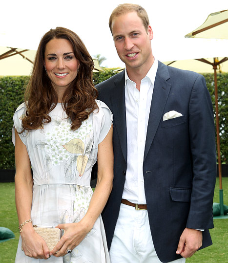 Duke and Duchess of Cambridge, 2011 (Chris Weeks/WireImage.com)