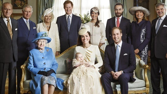 Windsors & Middletons, 2013 (Jason Bell/Camera Press)