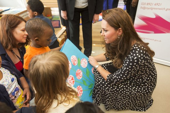 Kate-Middleton-Visits-Brookhill-Children-Centre